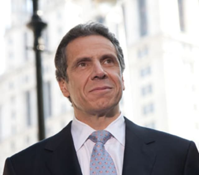 New York Gov. Andrew Cuomo is in hot water after using a racial slur during an interview.