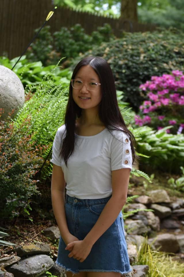 Greenwich High School senior Cynthia Chen was named United States Presidential Scholar, one of 161 in the United States, three from Connecticut.