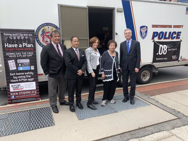 Elected officials introduced legislation to curtail impaired driving in the region.