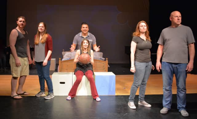 "The DAC Stage spring production, ""Baby,"" opens on Friday, April 21."