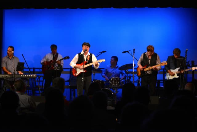 The Darien Arts Center's Beatles Night returns, due to popular demand, on Sept. 30 in the DAC Weatherstone Studio. Local singers Claire Kenny and Billy Shubeck along with local band, Sun Kings, will perform popular Beatles favorites.