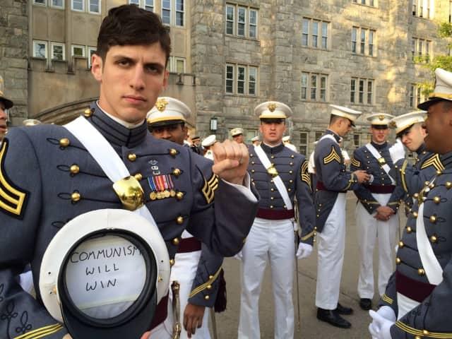 Second Lt. Spenser Rapone