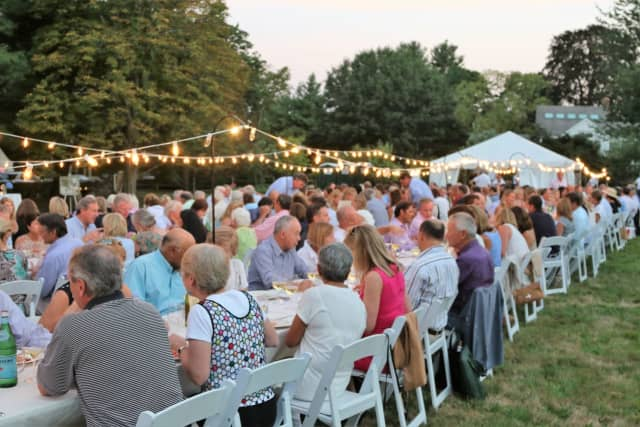 The Darien Land Trust will host a Farm to Table dinner on Aug. 26.