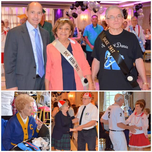 Almost 400 seniors turned out to the Dutchess County Office of the Aging Senior Prom.