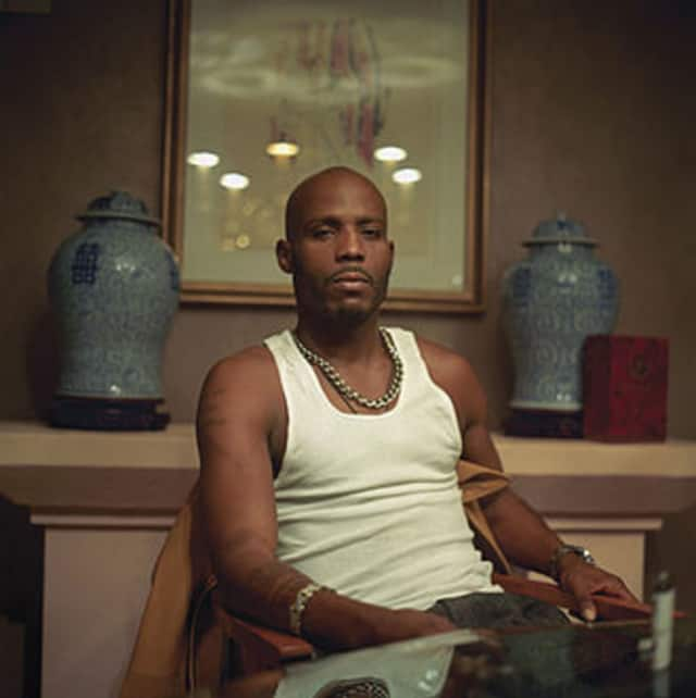 Mount Vernon native rapper Earl Simmons, also known as DMX.