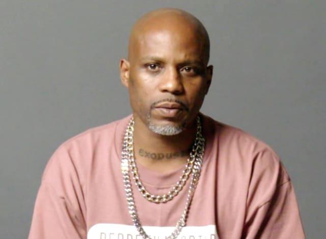 Earl Simmons, aka Dark Man X (DMX)
