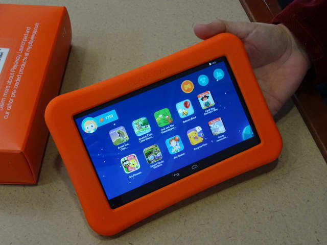Launchpads are available to be checked out at the Mahwah Public Library.