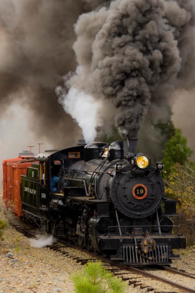 Montvale will be the staging ground for a train show at a local school.