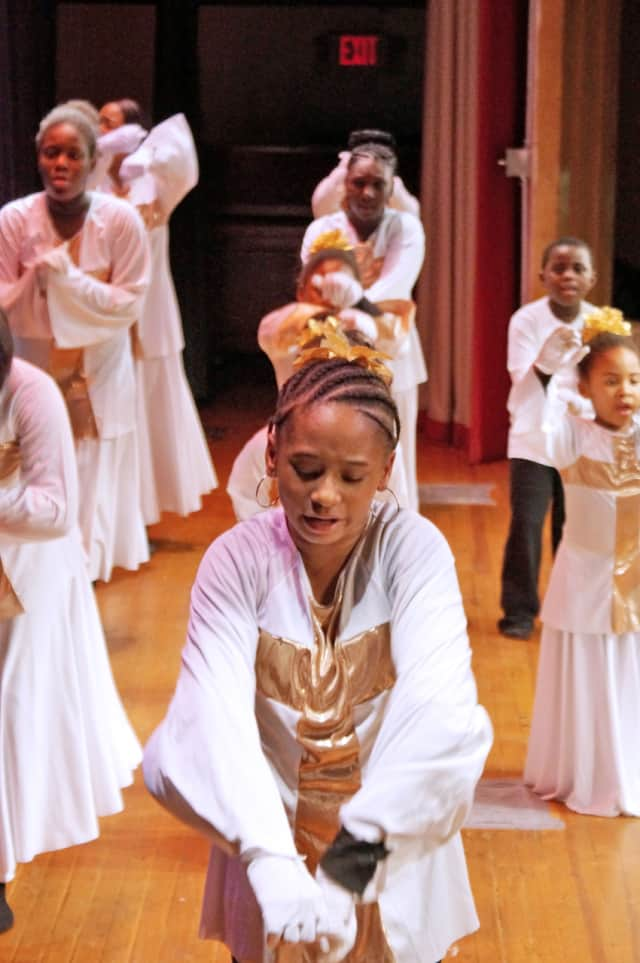 A performance from last year's MLK Day celebration sponsored by The Martin Luther King Multi-Purpose Center in Spring Valley.