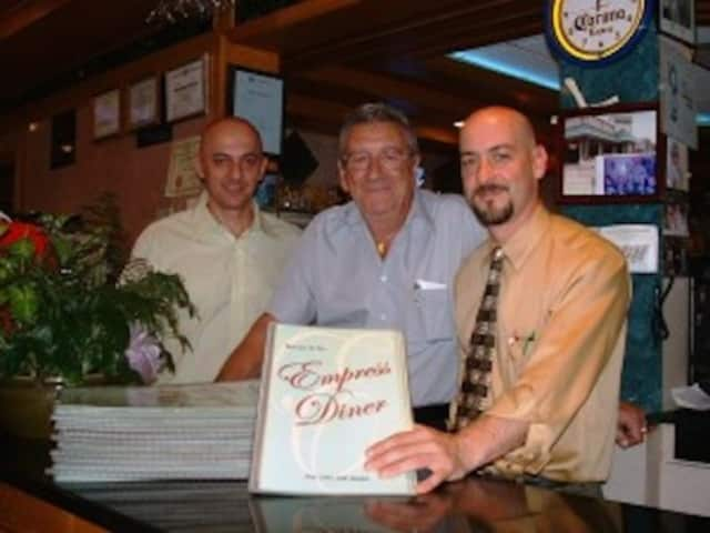 River Road's Empress Diner is 50 years young.