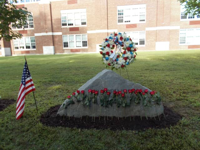 The town of Darien will commemorate the anniversary of the Sept. 11 attacks with a ceremony on Monday.