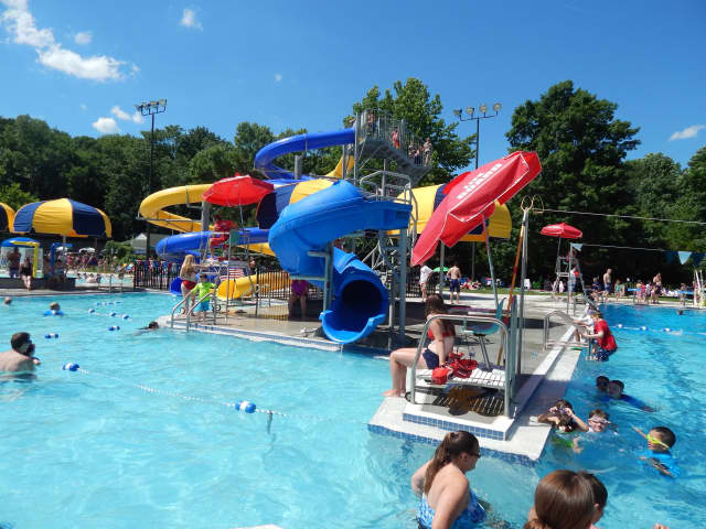 Ramsey's pool opened in time for the season after a $2 million renovation in 2014.