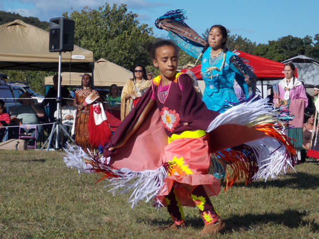 A Ramapough Lenape Indian Nation Annual Powwow.