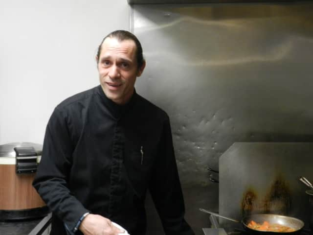 Chef Regis Saget graduated from culinary school in Morlaas, France with degrees for chef and pastry chef..