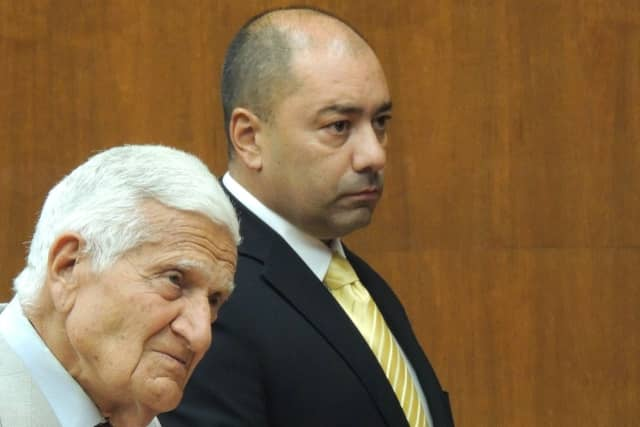 Defense attorney Frank Lucianna, Wilfredo Arias