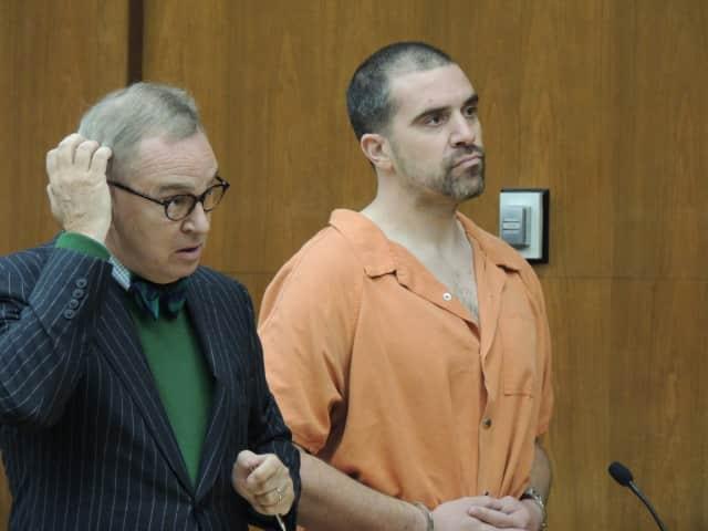 Defense attorney Brian Neary, Bryan Brent Calcott