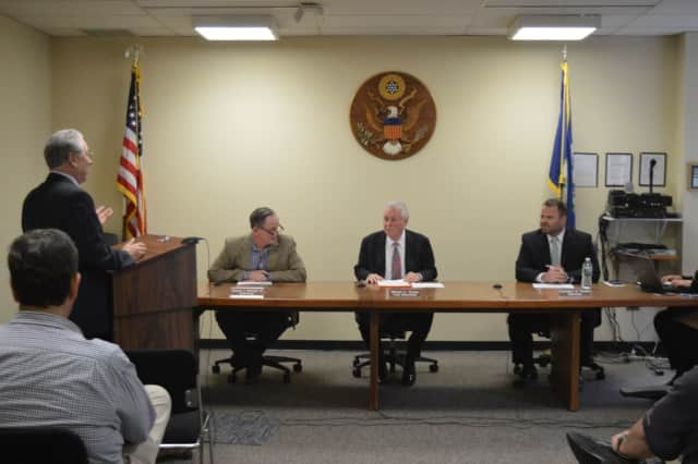 The Fairfield Board of Selectmen vote to submit questions to the town attorney.