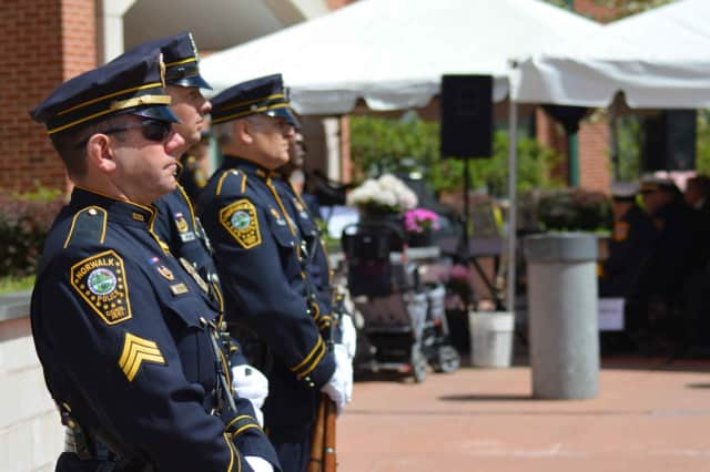 Norwalk Police will hold an interfaith vigil in front of police headquarters Wednesday.