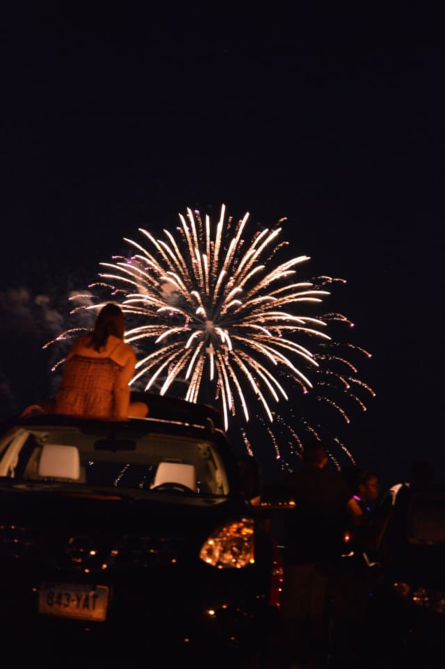 Fireworks displays are planned throughout Fairfield County, from Friday up through July 4th.