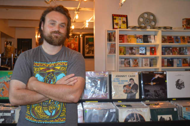 There's something for every rare film buff at The Archive in Bridgeport, says co-owner James Neurath.