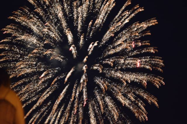 Wilton's Fireworks display will cause changes in the regular traffic pattern.