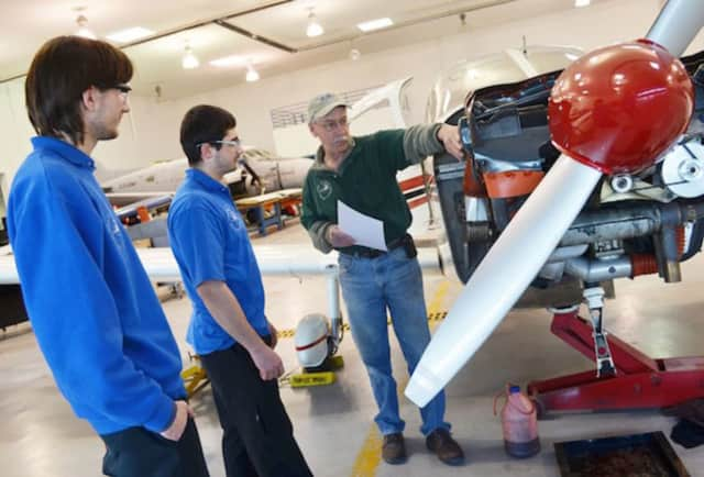 Legislators are looking at changes for the oversight of the Stratford School of Aviation Maintenance Technicians. If the bill passes into law students interested in studying aviation maintenance would become eligible for scholarships and grants.