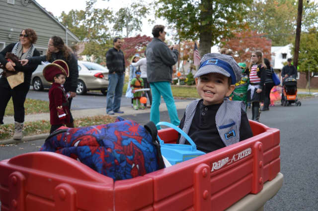 The annual ragamuffin parade is scheduled for Oct. 22.