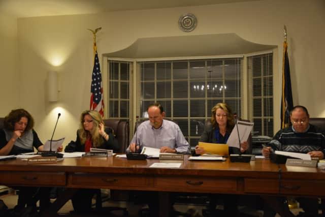 The Pound Ridge Town Board