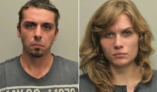 Pregnant Monroe Woman Busted Shooting Heroin In Route 17