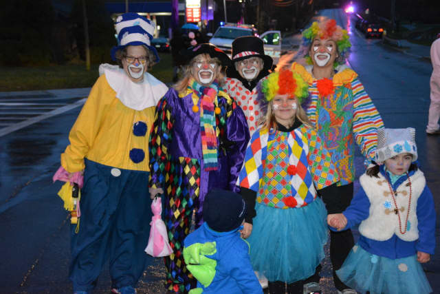 Ossining schools have banned all clown costumes for any school-based Halloween events.