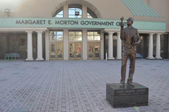The Margaret Morton Government Center in Bridgeport