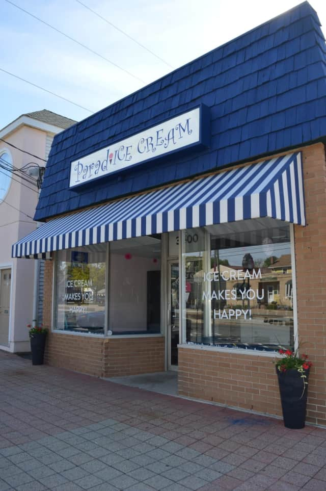 Paradice Cream plans an official grand opening on May 25 in Stratford.