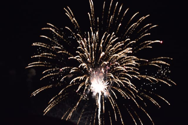 Fireworks displays are planned throughout Fairfield County on July 4th.