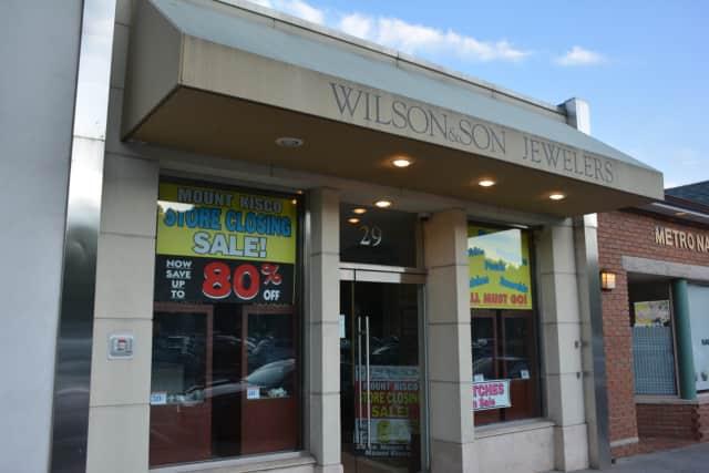 Wilson & Son Jewelers in Mount Kisco.
