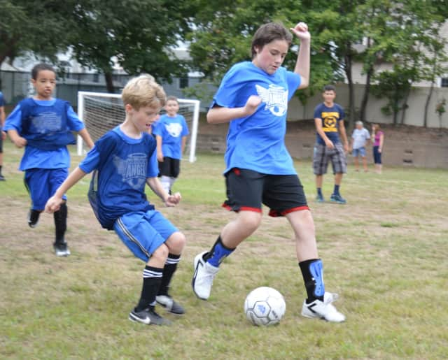 Kids can now sign up for the fall soccer season.
