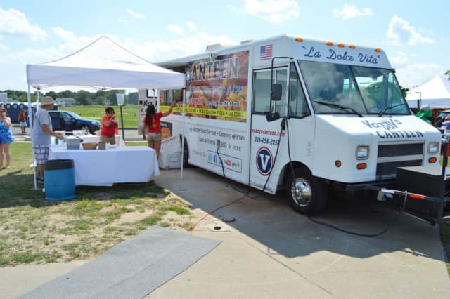 A variety of food trucks will be available.