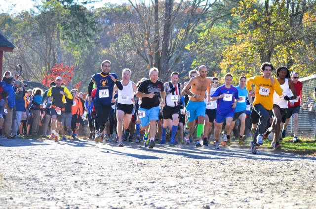 """Registration for 2015 is open now for the """"Run The Farm"""" races at 51 Route 100, Katonah."""