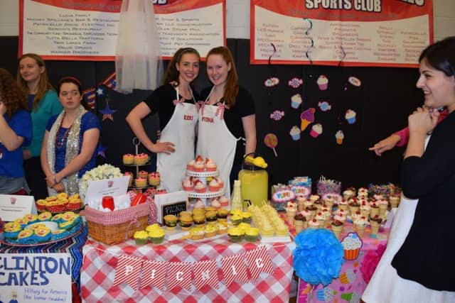 "Eastchester High's Dancing with ""Our"" Stars and Cupcake Wars raised more than $19,000."