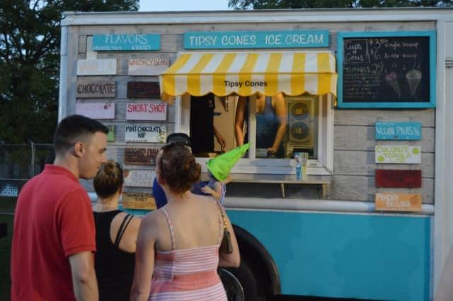 Ice cream might help beat the heat on Thursday