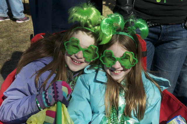 The Cross County Shopping Center has goods to celebrate St. Patrick's Day.