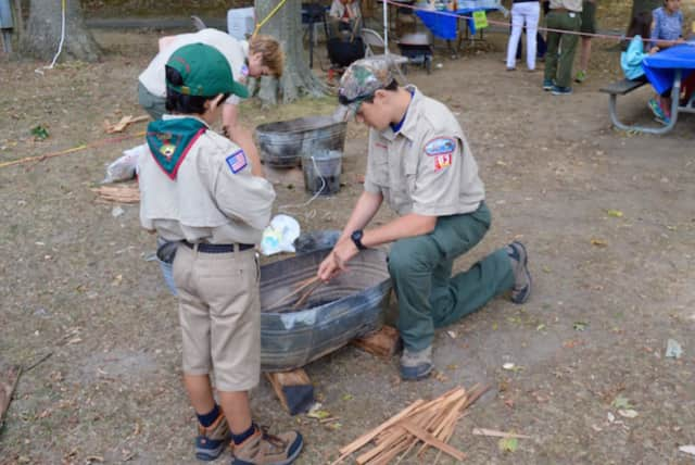 The Boy Scouts of America announced that it will allow girls to join Cub Scouts and gain the rank of Eagle Scout