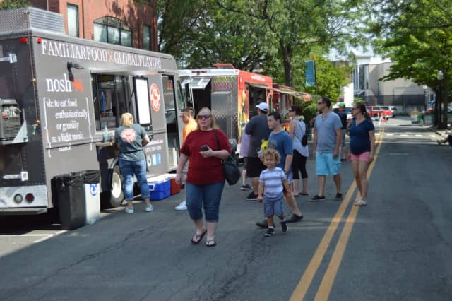 Take A Stroll Through CityCenter Danbury At World Food Walk on Saturday, Oct. 15, from 11 a.m. to 1 p.m.