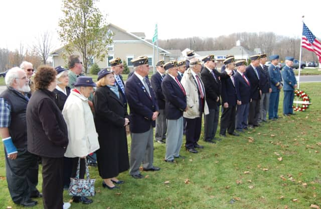 Veterans from Monroe and Easton are planning their annual Veterans Day ceremony.