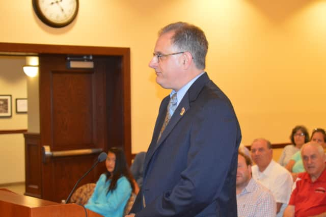 Glen Rock Sgt. Dean Ackermann officially becomes police chief on Sept. 1