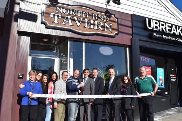 North End Tavern in New Rochelle.