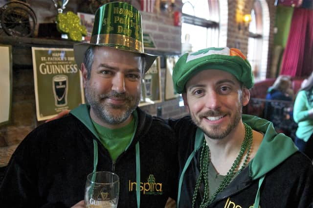 Norwalk came out to celebrate St. Patrick's Day with a parade Saturday, March 11 stepping off from Veteran's Park at 11 a.m.