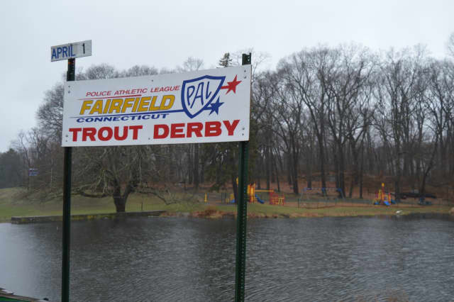 The annual Fairfield Police Athletic League fishing derby is Saturday.