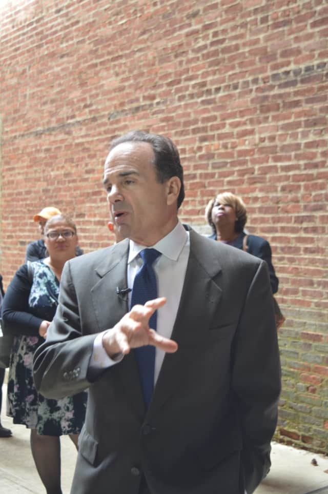 Bridgeport Mayor Joe Ganim has activated the city's warming centers