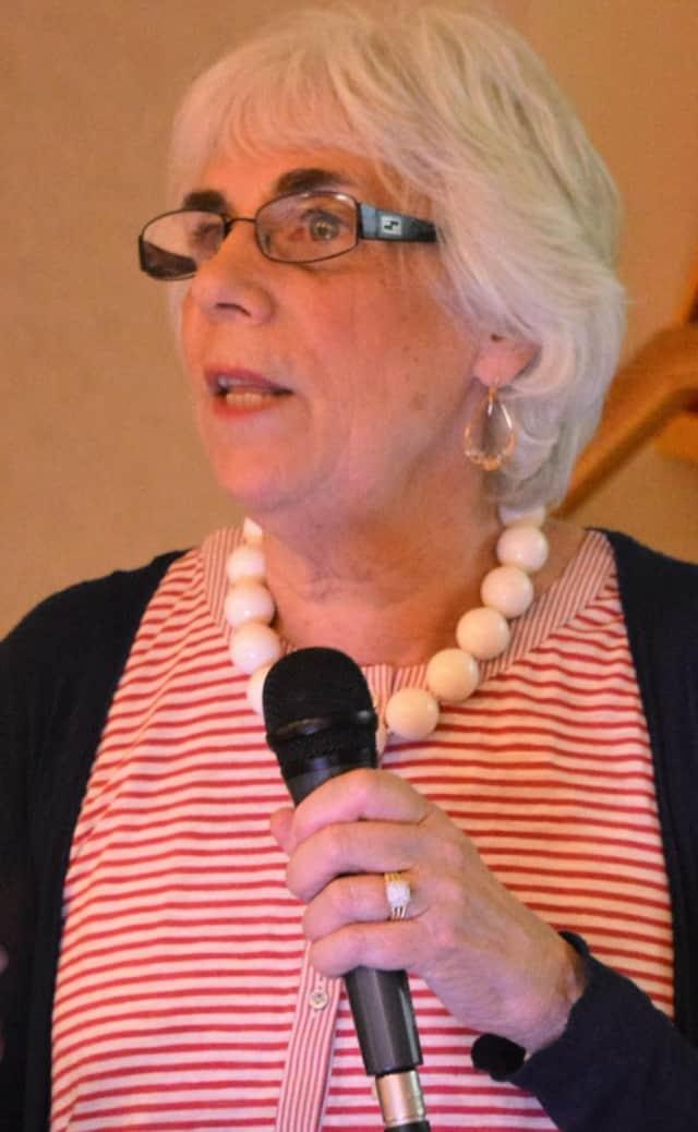 Ridgewood Board of Education President Sheila Brogan.