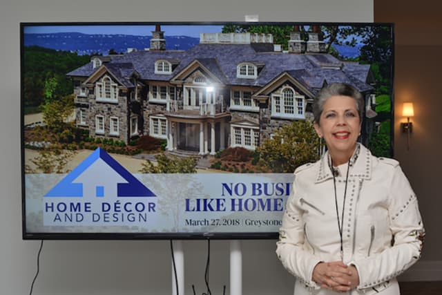 At WAG's first Home Design and Décor event March 27 at Greystone on Hudson in Tarrytown. Photograph by Sebastián Flores.